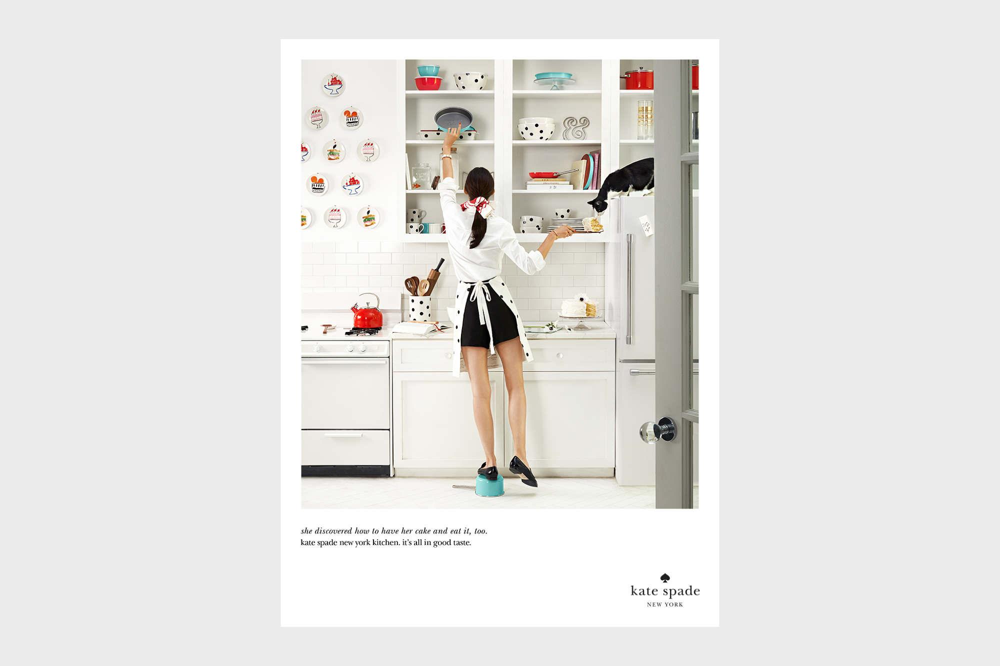 spade york ebay blend set kate oven flamingo kitchen print new animal mitts pin piece cotton potholders towel