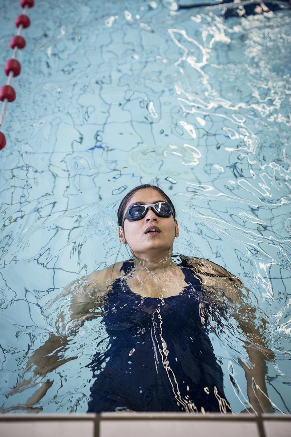 gemiddeld aantal lessen zwemdiploma a
