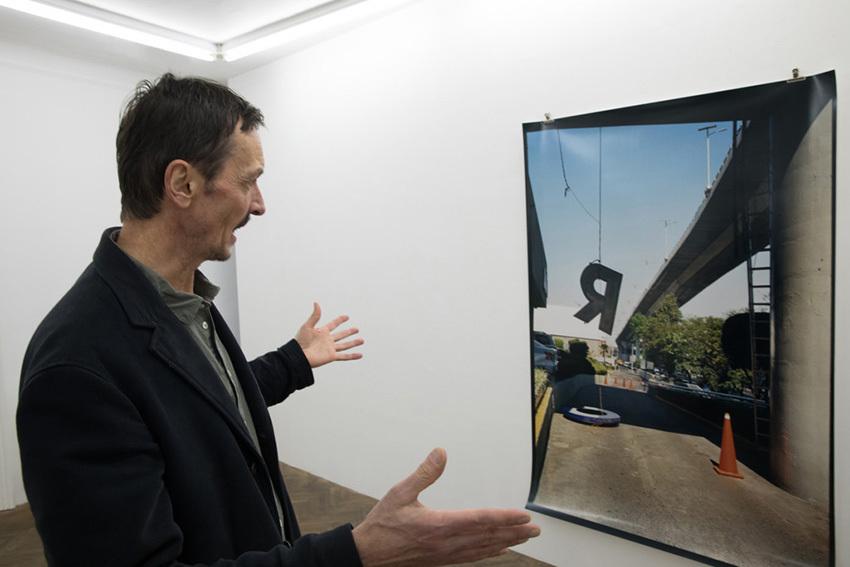 Kollisionszone, Projektraum Viktor Bucher, Vienna - mmhhh.com